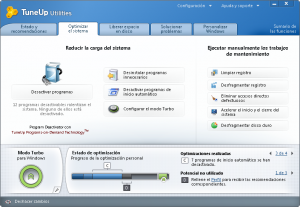 Optimizar el pc