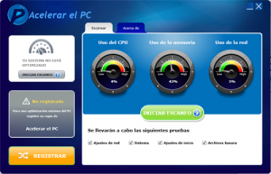 Pc Speed Up recursos