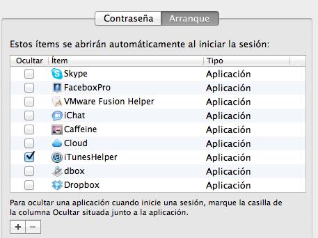 Mac lento al encender: optimizar el proceso.