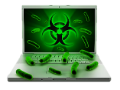 Desinstalar un programa con un virus.